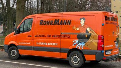 Kanalreinigung und Rohrreinigung in Bonn